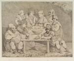 'Banditti', by John Boyne, published by  Edward Hedges, published 22 December 1783 - NPG  - © National Portrait Gallery, London