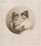 'L'enfant trouvé', by James Gillray, published by  Susannah Vivares, published 4 April 1785 - NPG  - © National Portrait Gallery, London