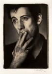 Shane MacGowan, by Andrew Catlin, November 1988 - NPG  - © Andrew Catlin / National Portrait Gallery, London
