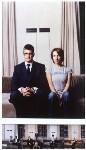 Jay Jopling; Sam Taylor-Johnson (Sam Taylor-Wood), by Jillian Edelstein, 8 November 2001 - NPG  - © National Portrait Gallery, London
