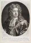 Charles Sackville, 6th Earl of Dorset, by and published by John Smith, after  Sir Godfrey Kneller, Bt, 1694 (1694) - NPG  - © National Portrait Gallery, London