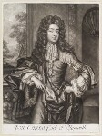 Charles FitzCharles, Earl of Plymouth, published by John Smith, circa 1689 - NPG  - © National Portrait Gallery, London