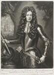 Thomas Herbert, 8th Earl of Pembroke, by John Smith, after  Willem Wissing, 1708 - NPG  - © National Portrait Gallery, London