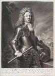 Godard van Reede-Ginckel, 1st Earl of Athlone, by and published by John Smith, after  Sir Godfrey Kneller, Bt, 1692 (1692) - NPG  - © National Portrait Gallery, London