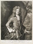 Charles Montagu, 1st Earl of Halifax, by and published by John Smith, after  Sir Godfrey Kneller, Bt, 1693 (circa 1690-1693) - NPG  - © National Portrait Gallery, London