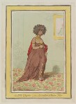 'La belle Espagnole, - ou - la doublure de Madame Tallien', by James Gillray, published by  Hannah Humphrey, published 25 February 1796 - NPG  - © National Portrait Gallery, London
