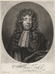 Sir William Petty, by and published by John Smith, after  John Closterman, 1696 - NPG  - © National Portrait Gallery, London