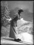 Gabrielle Ray, by Bassano Ltd, 12 January 1911 - NPG  - © National Portrait Gallery, London