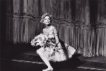 Margot Fonteyn, by Alan Bergman, 1972 - NPG  - © Alan Bergman