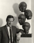 Brian Epstein, by Rex Coleman, for  Baron Studios, 6 October 1964 - NPG  - © National Portrait Gallery, London