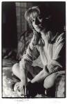 Jane Asher, by Michael Ward, 9 July 1963 - NPG  - © Michael Ward Archives / National Portrait Gallery, London