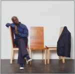 David Adjaye, by Sal Idriss, 2002 - NPG  - © Sal Idriss / National Portrait Gallery, London