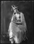 Mamie Watson, by Bassano Ltd, 23 January 1920 - NPG  - © National Portrait Gallery, London