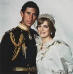 Prince Charles; Diana, Princess of Wales, by Thomas Patrick John Anson, 5th Earl of Lichfield, July 1981 - NPG  - © Lichfield