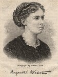 Augusta Webster (née Davies), after Ferrando, published 1882 - NPG  - © National Portrait Gallery, London