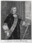 Sir Joseph Jordan, published by Richard Tompson, after  Sir Peter Lely, 1678-1679 - NPG  - © National Portrait Gallery, London