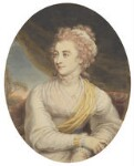 Susanna Phillips (née Burney), by Edward Francisco Burney, circa 1775-1800 - NPG  - © National Portrait Gallery, London