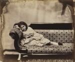 Edith Mary Liddell, by Lewis Carroll (Charles Lutwidge Dodgson), Summer 1858 - NPG  - © National Portrait Gallery, London
