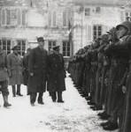 Charles André Marie Joseph de Gaulle; Winston Churchill, by Cecil Beaton, 13 November 1944 - NPG  - © Cecil Beaton Studio Archive, Sotheby's London