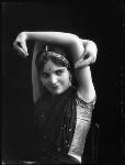 Roshanara (Olive Craddock) in her Snake Dance, by Bassano Ltd, 1913 - NPG  - © National Portrait Gallery, London