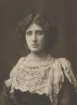 Lady Ottoline Morrell, by Henry Walter ('H. Walter') Barnett, 1902 - NPG  - © National Portrait Gallery, London