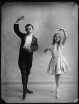 Elise Craven (née Elise Barbara Alleyne Barrett); B. Clerc, by Bassano Ltd, 6 August 1910 - NPG  - © National Portrait Gallery, London