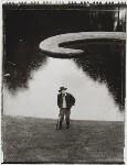 Charles Alexander Jencks, by Tessa Traeger, 2001 - NPG  - © Tessa Traeger / National Portrait Gallery, London