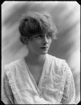 (Elsie) Evelyn Laye, by Bassano Ltd, 12 July 1917 - NPG  - © National Portrait Gallery, London