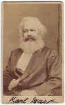 Karl Marx, by John Mayall, circa 1870 - NPG  - © National Portrait Gallery, London