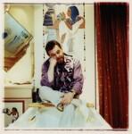 Felix Dennis, by Trevor Ray Hart, 1994 - NPG  - © Trevor Ray Hart