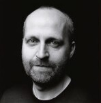 Don Paterson, by Norman McBeath, 26 June 2002 - NPG  - © Norman McBeath / National Portrait Gallery, London