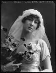 Doris Dean, by Bassano Ltd, 11 December 1915 - NPG  - © National Portrait Gallery, London