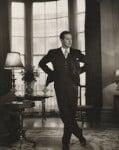 Terence Rattigan, by John Gay, published June 1949 - NPG  - © National Portrait Gallery, London