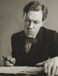 Cecil Day-Lewis, by John Gay, published July 1948 - NPG  - © National Portrait Gallery, London