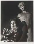 Brigid Antonia Brophy, by Jorge ('J.S.') Lewinski, March 1968 - NPG  - © National Portrait Gallery, London