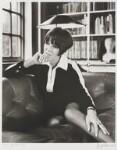 Dame Mary Quant, by Jorge ('J.S.') Lewinski, June 1966 - NPG  - © National Portrait Gallery, London
