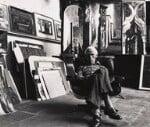 John Piper, by Paul Joyce, August 1975 - NPG  - © Paul Joyce / National Portrait Gallery, London