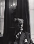 Micheál MacLiammoir, by Paul Joyce, June 1977 - NPG  - © Paul Joyce / National Portrait Gallery, London