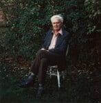 Stephen Spender, by Paul Joyce, October 1977 - NPG  - © Paul Joyce / National Portrait Gallery, London