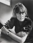 Elisabeth Frink, by Mayotte Magnus, April 1974 - NPG  - © Mayotte Lewinska