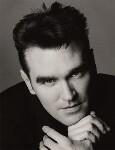 Morrissey, by Trevor Leighton, January 1989 - NPG  - © Trevor Leighton / National Portrait Gallery, London