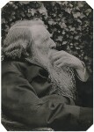 John Ruskin, by Sarah Angelina Acland, 1 August 1893 - NPG  - © National Portrait Gallery, London