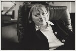 Angela Eagle, by Victoria Carew Hunt, 1998 - NPG  - © Victoria Carew Hunt / National Portrait Gallery, London