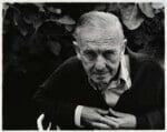 Graham Sutherland, by Paul Joyce, August 1977 - NPG  - © Paul Joyce / National Portrait Gallery, London