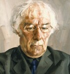 Seamus Heaney, by Tai-Shan Schierenberg, 2004 - NPG  - © Tai-Shan Schierenberg / National Portrait Gallery, London