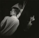 Kathy Acker (née Lehman), by Chris Garnham, 1983 - NPG  - © estate of Chris Garnham / National Portrait Gallery, London