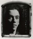 Pete Shelley (Peter McNeish), by Chris Garnham, December 1985 - NPG  - © estate of Chris Garnham / National Portrait Gallery, London