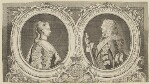 Anne, Princess Royal and Princess of Orange; William Charles Henry Friso, Prince of Orange, after Philip Mercier, and after  Philip van Dyk, 1734 or after - NPG  - © National Portrait Gallery, London