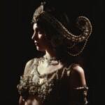 Lene Lovich, by Mike Owen, 1980s - NPG  - © Mike Owen / National Portrait Gallery, London