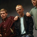 Bronski Beat (Steve Bronski; Jimmy Somerville; Larry Steinbachek), by Eric Watson, 30 May 1984 - NPG  - © Eugene and Willa Watson / National Portrait Gallery, London